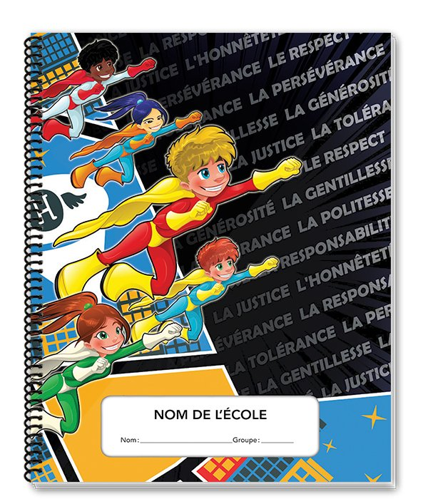 Agenda Repros -C-79-SUPER-HERO
