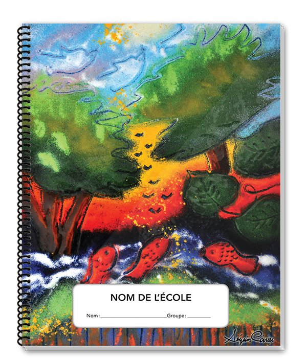 Agenda Repros -C-87-PURE_NATURE